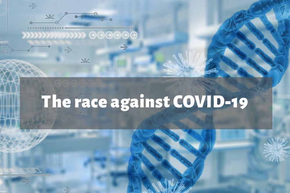 Bild: The Rase Against COVID-19