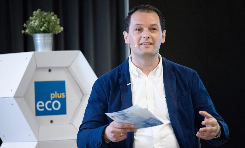 Slavisa Milanovic, ecoplus Manager Internationale Investorensuche