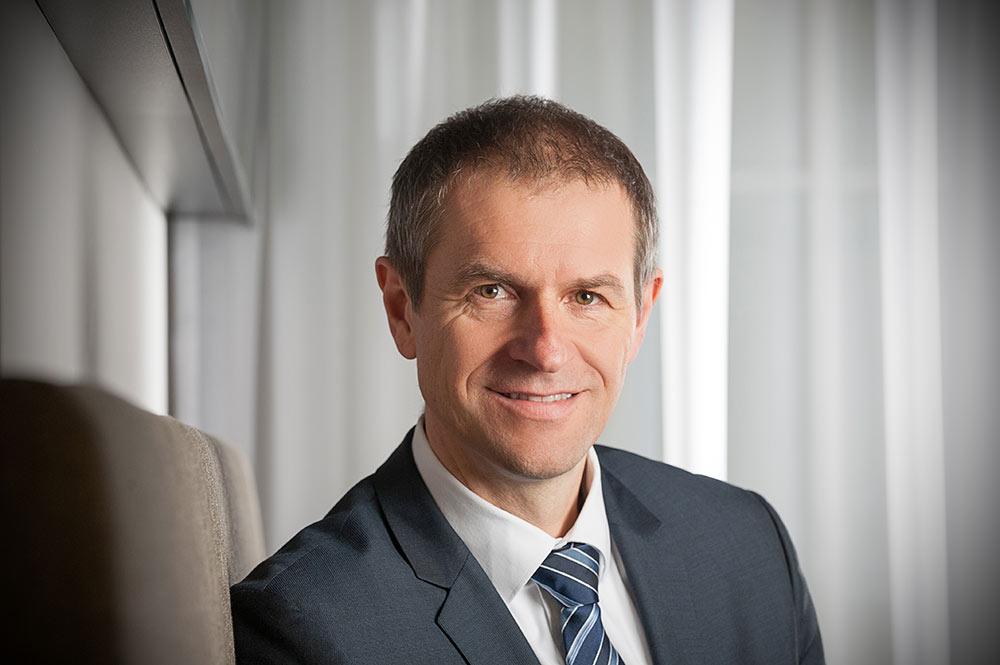 DI Alfred Zens, MBA, Geschäftsführer, EBG MedAustron GmbH