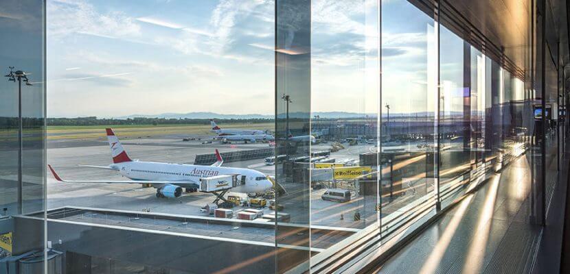 Foto Flughafen Wien