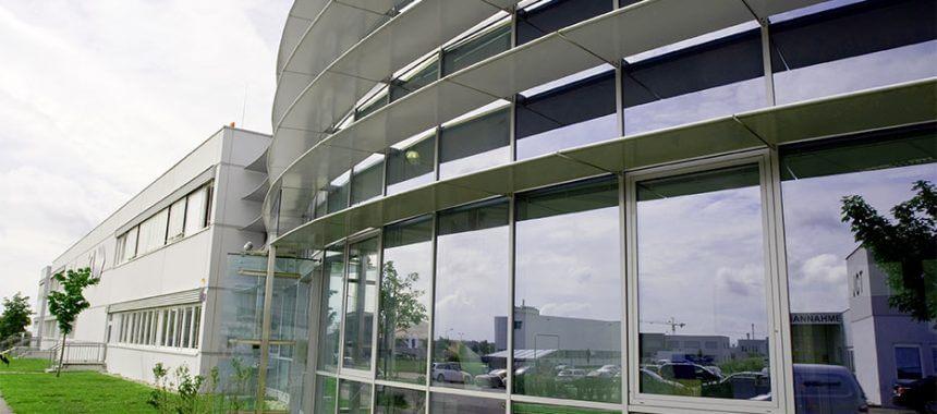Gebäude TZ Wiener Neustadt